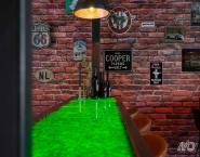 Toegepaste materialen: Glaskeramik Green Gepolijst