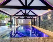 zwembad - Belgisch Hardsteen