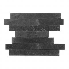 Belgisch Hardsteen Wandstrips Leather Finish