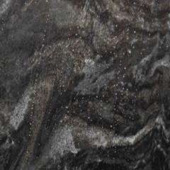 Black Fantasy Leather Finish