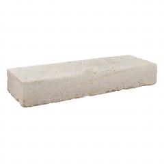 Bloktrede Travertin Ivory Cream