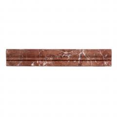 Efesus Marmer Oranje-Rood Ogee