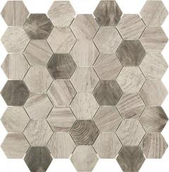 Boxer Esa Glass Wood Grey