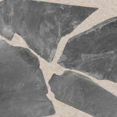 Flagstones Ultra Black