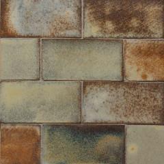 Glazed Lava Mosaics Zanzibar Wide Large