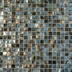Pearl Mosaics Black