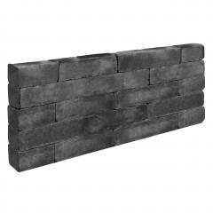 Stapelblok Beton Antraciet Getrommeld