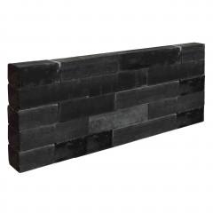 Stapelblok Beton Antraciet Recht