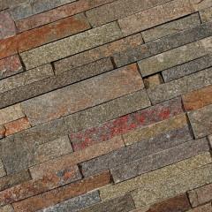 Stone Panels Rusty Quarzite
